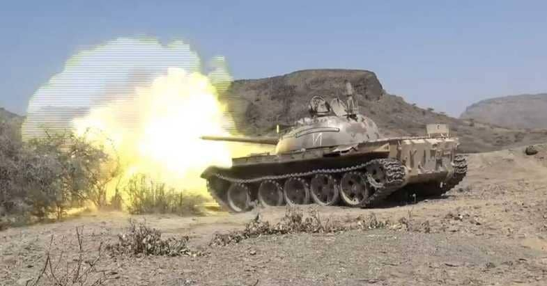 مقتل 6 حوثيين في جبهة البقع بصعدة