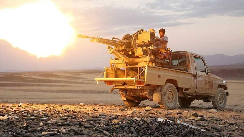الجيش اليمني يعلن سيطرته على مناطق مديرية الدريهمي بالحديدة