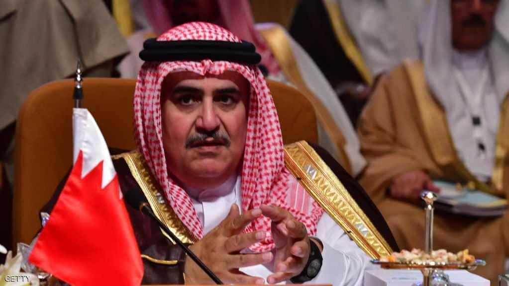 البحرين تؤكد دعمها الكامل لاستراتيجية أمريكا تجاه إيران