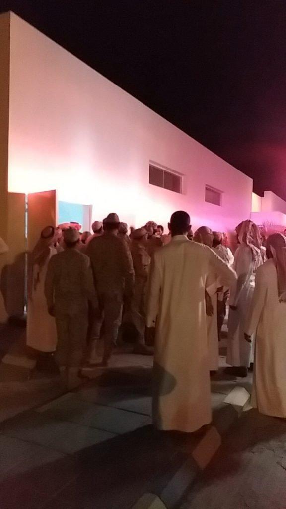 بالفيديو.. وصول جثمان الشهيد العميري لمحافظة البدع