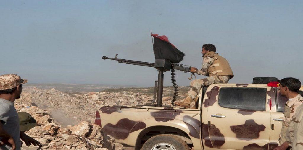 الجيش الليبي: تقدمنا في درنة.. وفضحنا الدور التركي