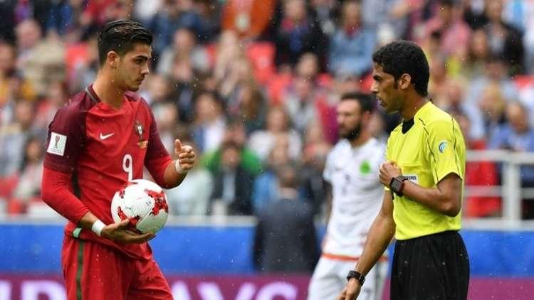 اتحاد القدم يوقف المرداسي مدى الحياة ويطالب الفيفا باستبعاده من المونديال