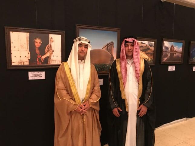 المصورين السعوديين يبهرون الطاجاكستانيين بالتنوع الثقافي والطبيعي في المملكة