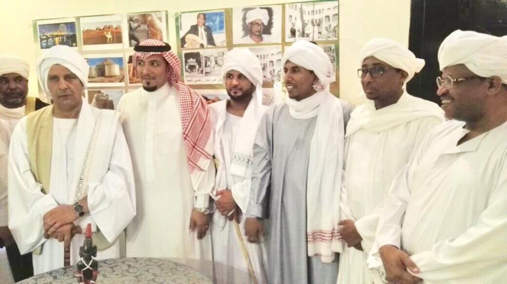 شاهد .. مدير صحة الشمالية بالزي السوداني.. ما السبب ؟!