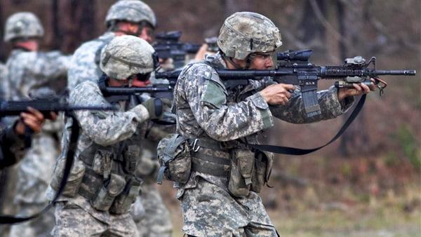"""البنتاغون ينشر فيديو لمقتل جنود أمريكيين في كمين لـ""""داعش"""""""