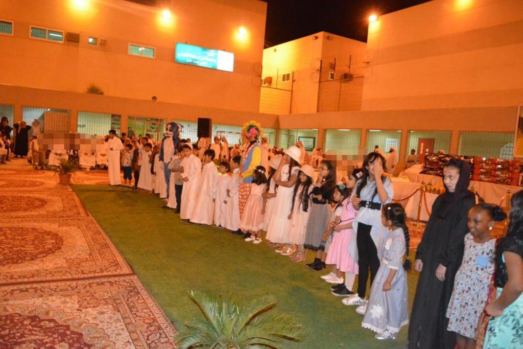 تراحم بالطائف تقيم حفلها السنوي لتكريم أبناء السجناء الناجحين