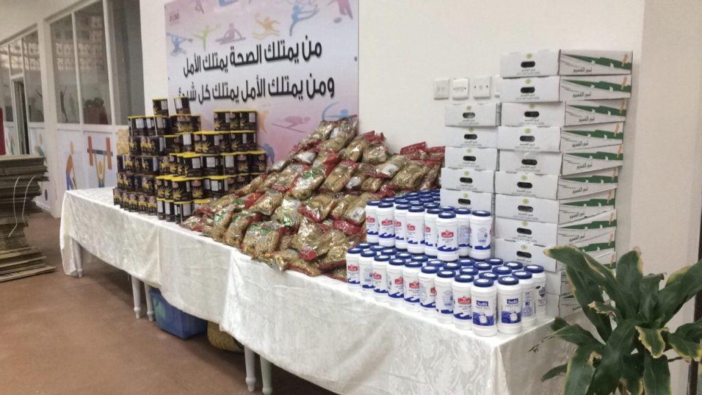 """فتيات مؤسسة الرعاية يجهزن أكثر من """"110"""" سلة رمضانية للمحتاجين في الرياض"""
