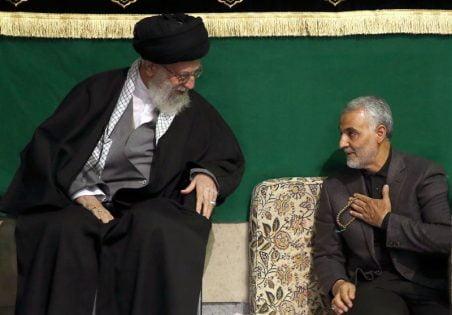 """رويترز: قاسم سليماني يسعى إلى تشكيل حكومة عراقية على """"مزاج"""" إيران"""