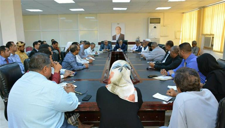 البنك المركزي اليمني يناقش السياسة النقدية