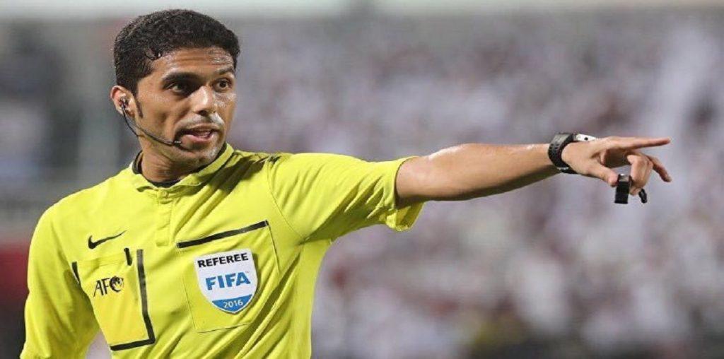 استبعاد فهد المرداسي قبل مباراة الاتحاد والفيصلي