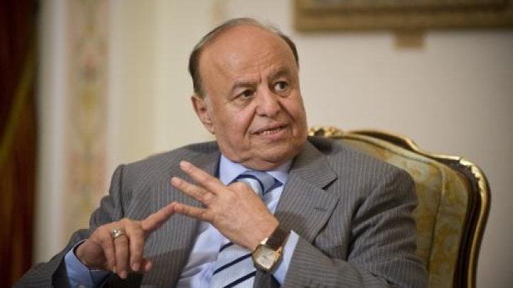 الرئيس اليمني : التحالف أفشل خطط إيران لتحويل اليمن إلى ساحة ابتزاز للجيران