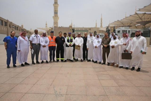 وكالة المسجد النبوي تستعرض تجربتها في تنسيق الأعمال التطوعية لتبادل الخبرات بين كافة الجهات المعنية