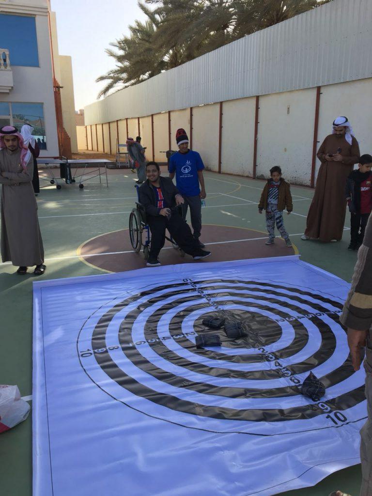 بتوجيه من أمير الجوف.. أمانة المنطقة تخصص أماكن وفعاليات لأصحاب الهمم للاحتفال بعيد الفطر