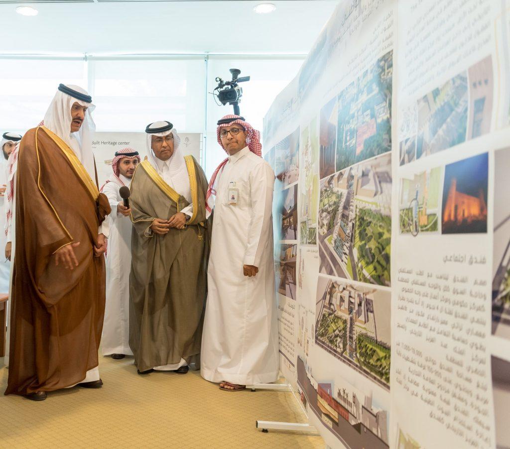 هيئة السياحة والتراث الوطني تبدأ تنفيذ المرحلة الأولى من مشروع تطوير وتوسيع المتحف الوطني بالرياض