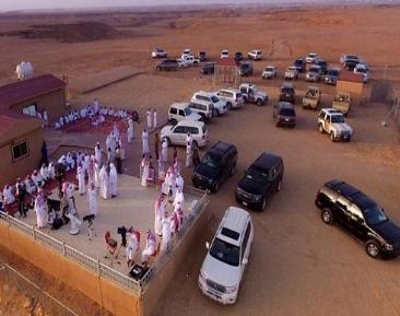 """"""" مرصد المجمعة"""" يرد على شائعات تأخر صيام رمضان هذا العام!"""