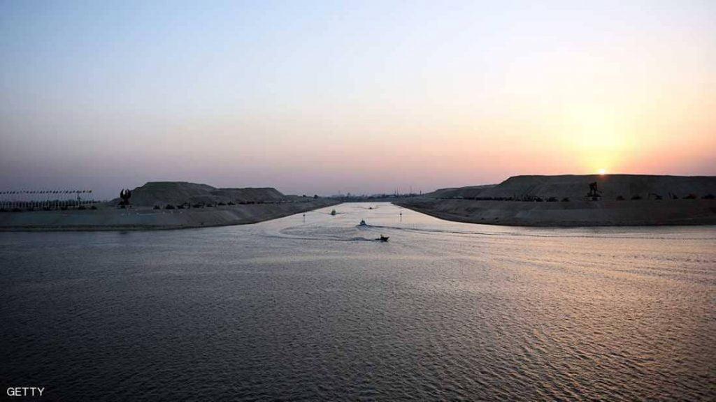 قناة السويس تحقق أكبر عائدات في تاريخها