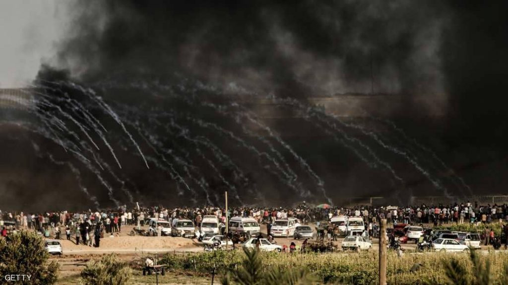 مقتل فلسطينيين برصاص الاحتلال الإسرائيلي على حدود غزة