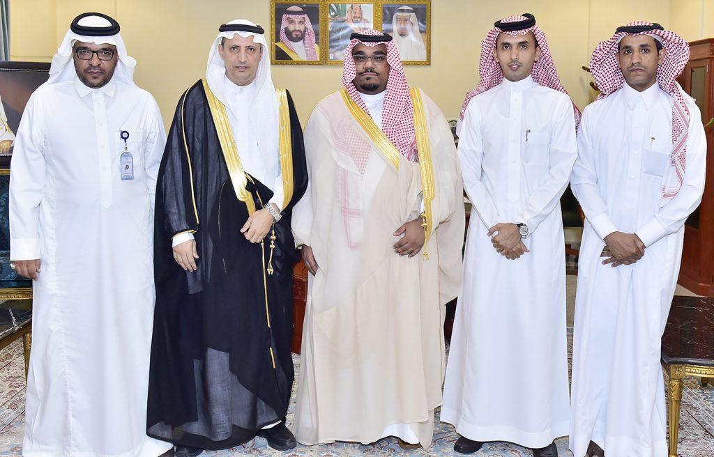 نائب أمير نجران ينوه بأهداف الهوية الجديدة للمؤسسة العامة للتدريب التقني والمهني