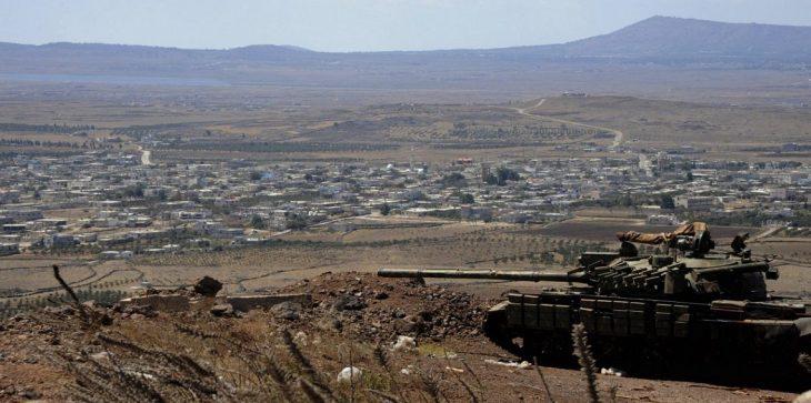 """الأردن: تم الاتفاق على وقف إطلاق نار في جنوب سوريا سيفضي إلى """"مصالحة"""""""