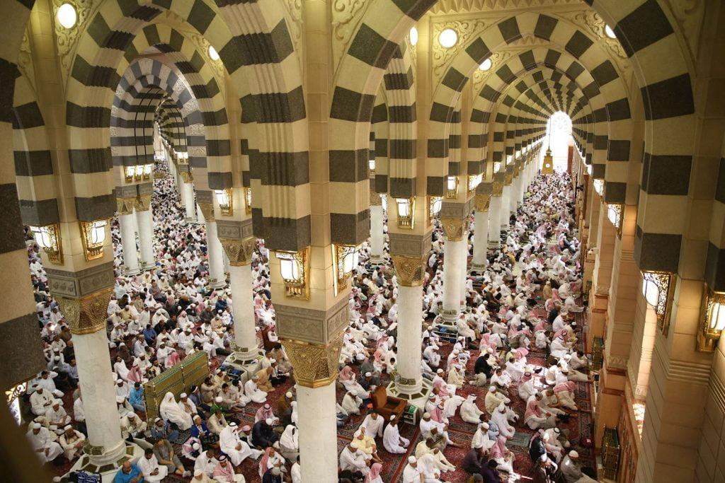الشيخ القاسم في خطبة الجمعة من المسجد النبوي : من المقاصد العظمى في الشريعة حفظ النفس وأبلغ الحفظ لها تزكيتها