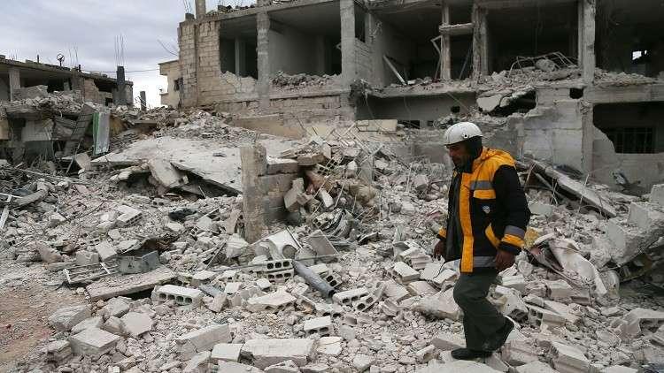 """واشنطن تمول """"الخوذ البيضاء"""" في سوريا بملايين الدولارات"""