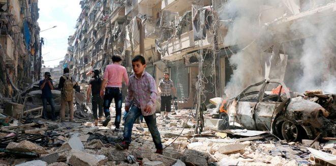 الامم المتحدة تدعو لوقف الجنون الدائر جنوب غرب سوريا
