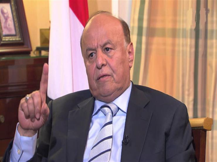 الرئيس اليمني يدعو للحسم العسكري في تحرير الحديدة