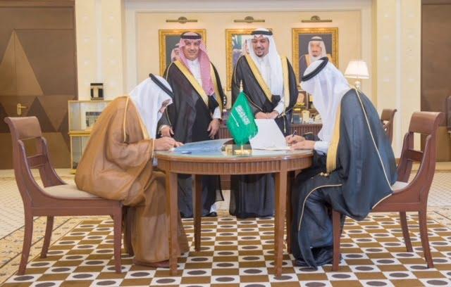 أمير القصيم يدشن مبادرة القاضي لخدمة طلاب وطالبات أبناء الشهداء