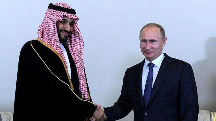 الكرملين: بوتين يجتمع مع سمو ولي العهد حين يزور روسيا لحضور حفل افتتاح بطولة كأس العام