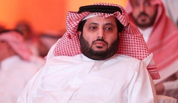 شاهد .. تركي آل الشيخ يكتب أغنية للمنتخب قبل كأس العالم