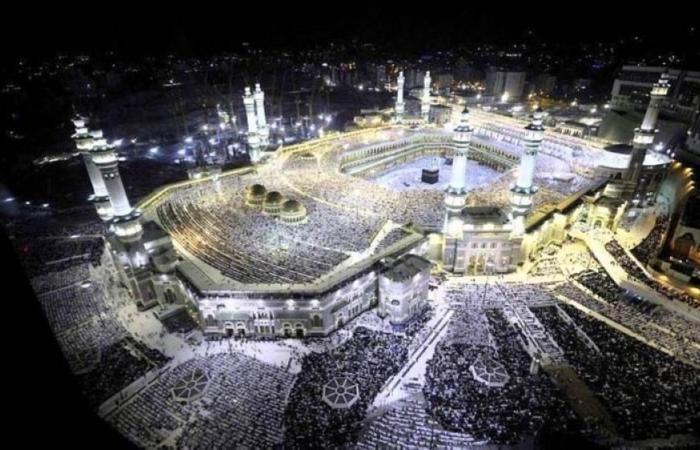 السعودية للكهرباء: الحرم المكي يسجل حمل ذروي قياسي بلغ (118 م.ف.أ) بزيادة قدرها (14%) عن العام الماضي
