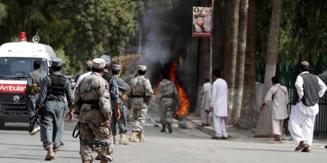 الجيش الأفغاني: مقتل 375 مسلحًا من حركة طالبان