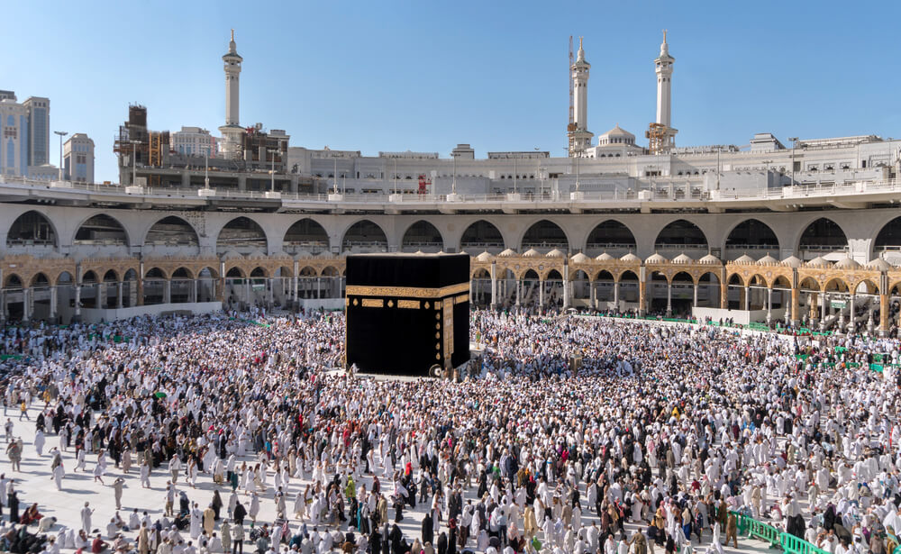 وزارة الحج تخصص رابط جديد لمعتمري قطر