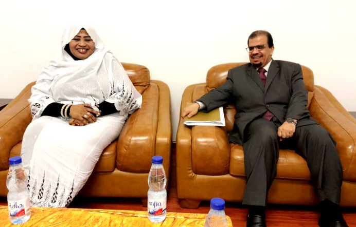 وزيرة التعليم السودانية: السعودية رائدة في تطوير جودة التعليم