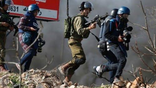 اتحاد الصحفيين العرب يطالب بتدخل دولي لوقف الانتهاكات الإسرائيلية ضد الصحفيين الفلسطينيين