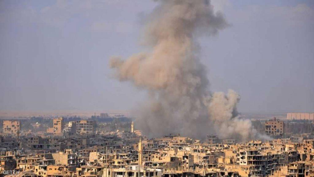 داعش يستعيد السيطرة على حقل نفطي بدير الزور