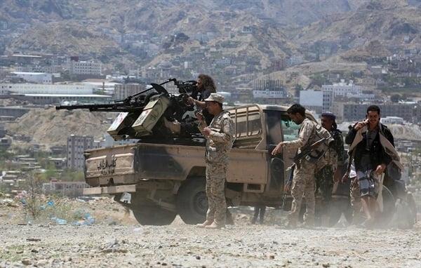معارك ضارية في ذي ناعم والزاهر بالبيضاء وخسائر بصفوف مليشيا الحوثي