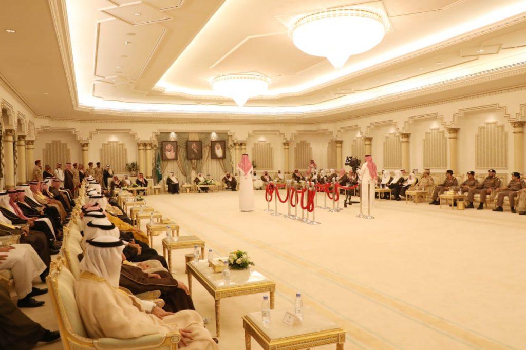 الأمير سعود بن نايف يهنئ ويبارك لأهالي الأحساء تسجيل الواحة بالتراث العالمي