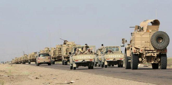 الجيش اليمني يواصل تقدمه ويعلن تحرير مواقع جديدة في تعز