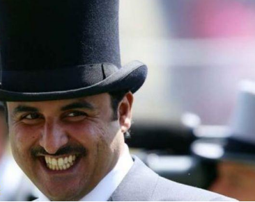 """بعد إزالة الحسابات الوهمية على """" تويتر"""" .. انخفاض المتابعين لأمير قطر من 2.6 مليون إلى رقم صادم!"""