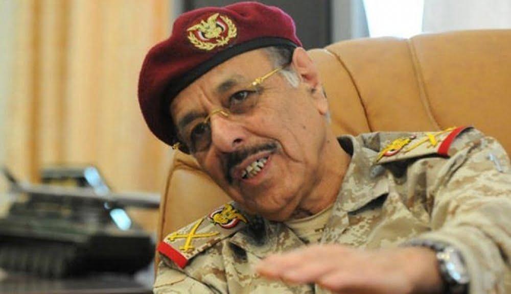"""""""الأحمر"""" يؤكد أهمية بناء جيش بلاده ويثمن عاليا دور التحالف"""