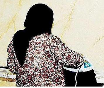 تفاصيل تعذيب عاملة آسيوية على يد كفيلها وزوجته!