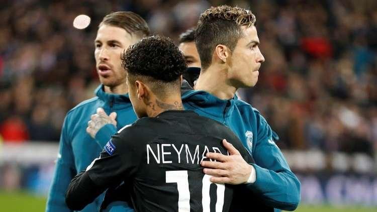 ريال مدريد ينهي الجدل بشأن نيمار ببيان رسمي