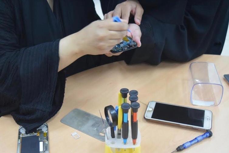 جامعة الباحة تنظم دورة في صيانة الجوال للنساء الاثنين القادم