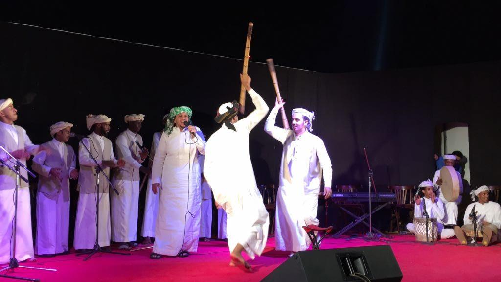 ليلة فنية وطنية بالمدينة تجمع نجوم الفن بدعم هيئة الثقافة