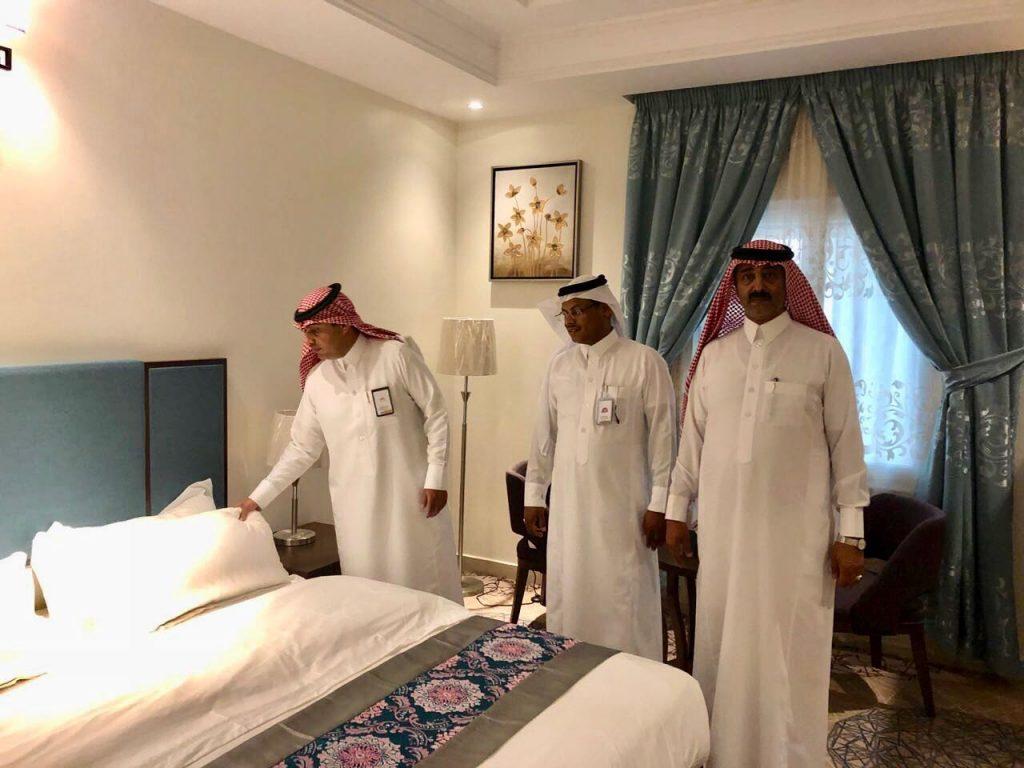 سياحة الباحة ترخص لشقق فندقية ثلاث نجوم