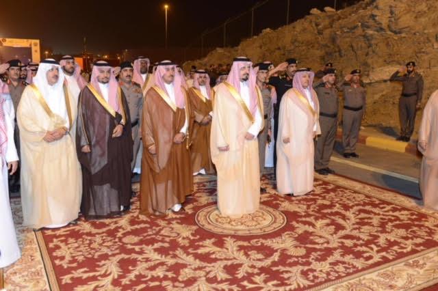 أمير عسير يرعى حفل انطلاق فعاليات صيف خميس مشيط