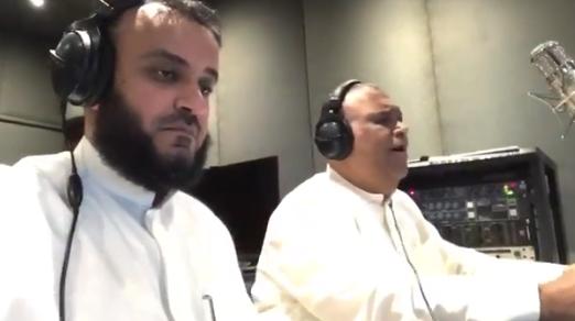 الفنان الكويتي نبيل شعيل من الغناء للقران