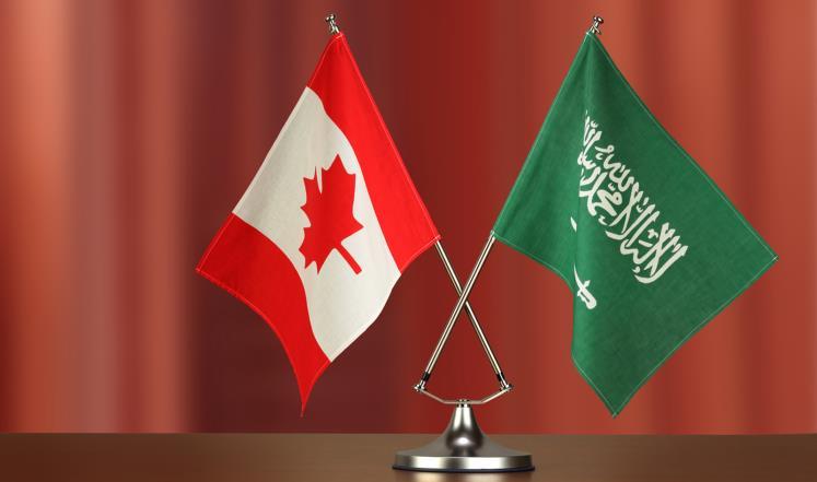 """كندا تطلب المساعدة """"مجددًا"""" من دول أخرى لحل خلافاتها مع المملكة"""