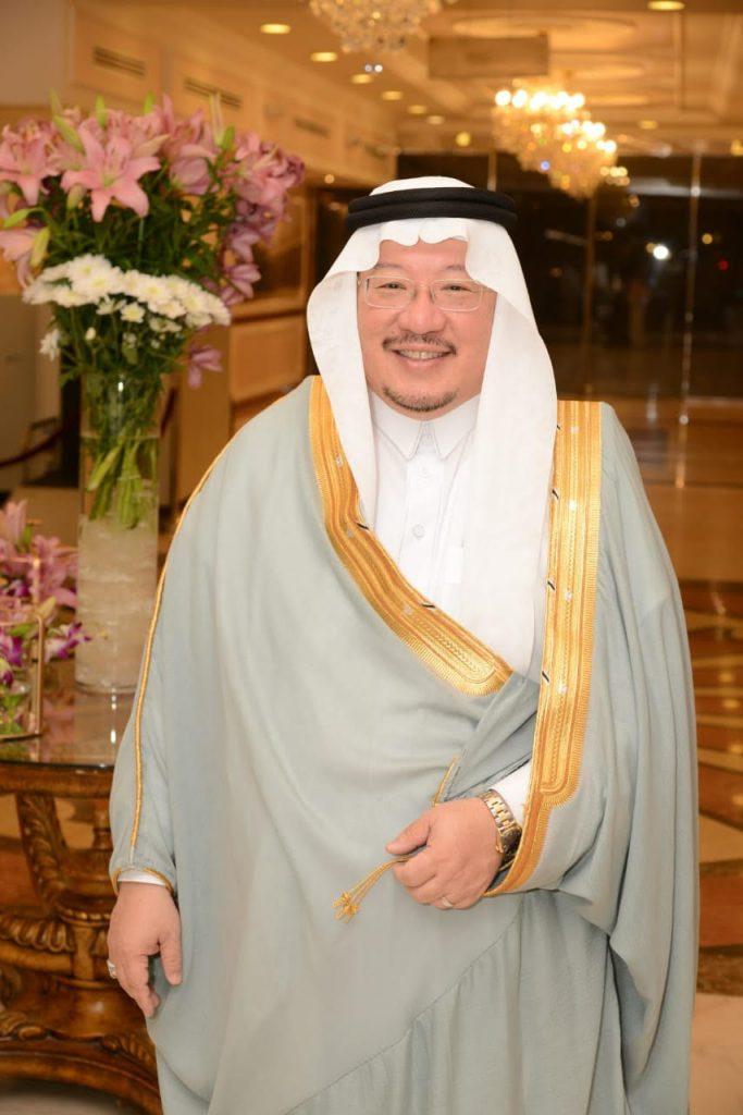 العالي يحتفل بزواجه على ابنة الشيخ صديق فارسي